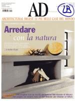"""AD Architectural Digest, """"Le funzioni dell'arte"""" di Ferrari Clerici Dedy"""