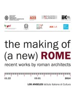 THE MAKING OF (A NEW) ROME